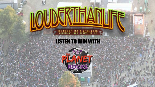 Louder Than Life Featured